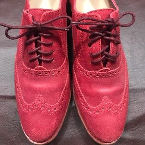 Cole Haan loafer shoe size